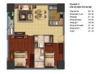 Thiết kế căn hộ T1-01, T1-18