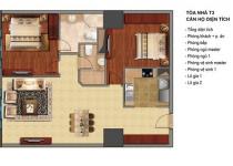 Thiết kế căn hộ T3-01, T3-18