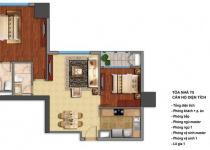 Thiết kế căn hộ T5-06, T5-10