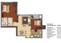 Thiết kế căn hộ T6-06, T6-10