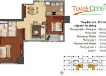 Thiết kế căn hộ T6-07, T6-11