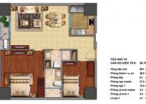 Thiết kế căn hộ T6-01, T6-16