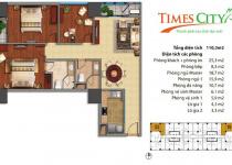 Thiết kế căn hộ T6-02, T6-03, T6-12B, T6-15