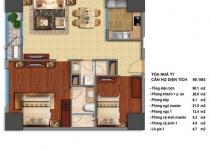 Thiết kế căn hộ T7-01, T7-16