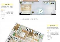 Thiết kế căn hộ A5