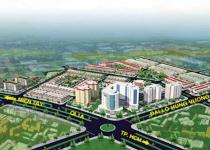 Khu dân cư Idico Tân An
