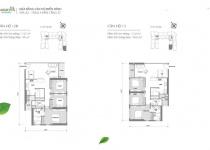 Thiết kế căn hộ 12B