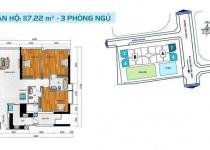 Thiết kế căn hộ 117.22 m2