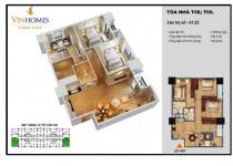 Thiết kế căn hộ 01, 23