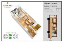 Thiết kế căn hộ 12,12B,11,12A