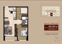 Thiết kế căn hộ 11