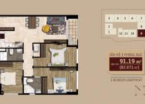 Thiết kế căn hộ 9