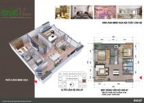 Thiết kế căn hộ HH2-07