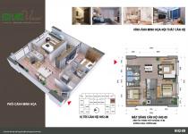 Thiết kế căn hộ HH2-09