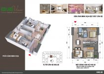 Thiết kế căn hộ HH2-20