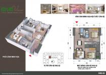 Thiết kế căn hộ HH2-22