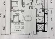 Thiết kế căn hộ CH-3*