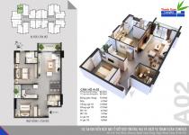 Thiết kế căn hộ A-02