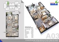 Thiết kế căn hộ A-03