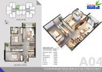 Thiết kế căn hộ A-04