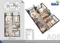 Thiết kế căn hộ A-06