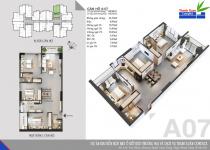 Thiết kế căn hộ A-07