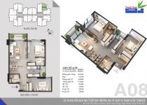 Thiết kế căn hộ A-08