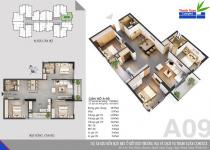 Thiết kế căn hộ A-09