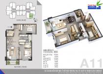 Thiết kế căn hộ A-11