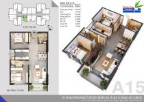 Thiết kế căn hộ A-15