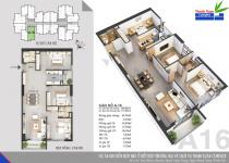 Thiết kế căn hộ A-16