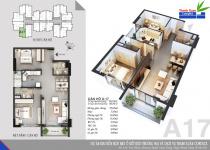 Thiết kế căn hộ A-17