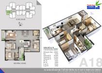 Thiết kế căn hộ A-18
