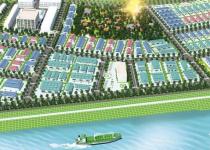 Cụm công nghiệp cảng cá Hòa Lộc