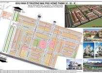 Khu dân cư Phú Hồng Thịnh 10