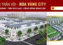 Khu đô thị Rùa Vàng City