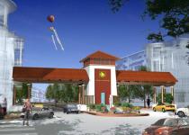 Khu đô thị chùa Hà Tiên