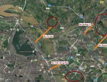 """""""Giá đất gần 4 cây cầu mới sắp xây tại Hà Nội sẽ tăng cấp số nhân"""""""