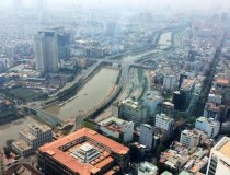 Hạ tầng quá tải do nở rộ dự án ven sông Sài Gòn