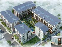 Chấp thuận đầu tư dự án nhà ở thấp tầng gần 3.000m2 tại Long Biên