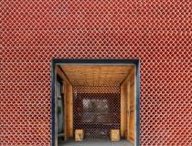 Ngôi nhà làm bằng ngói với chi phí tiết kiệm đoạt giải thưởng quốc tế