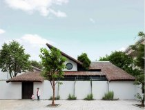 Ngôi nhà cấp 4 mang nét đẹp kiến trúc nhà Bắc Bộ ở Biên Hòa