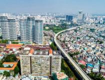Tp.HCM công bố các dự án chung cư cao cấp đang thế chấp ngân hàng