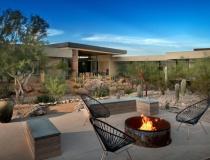 Ấn tượng ngôi nhà hiện đại giữa sa mạc Arizona