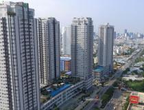 Tp.HCM: Tăng tầng công trình nhưng không tăng dân