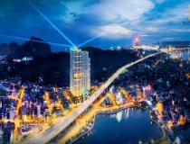 Dự án căn hộ khách sạn được cấp sổ đỏ và sở hữu tầm nhìn toàn cảnh Vịnh Hạ Long