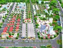 Địa ốc vùng ven Tp.HCM: Điểm nóng khu vực Long Thành