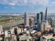 Nguồn cung nhỏ giọt, giá căn hộ khu trung tâm Sài Gòn tăng vọt
