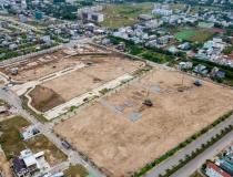 10 tháng đầu năm, giá rao bán đất Củ Chi liên tục biến động