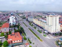 Tăng diện tích quy hoạch đô thị Bắc Ninh lên 49.107 ha